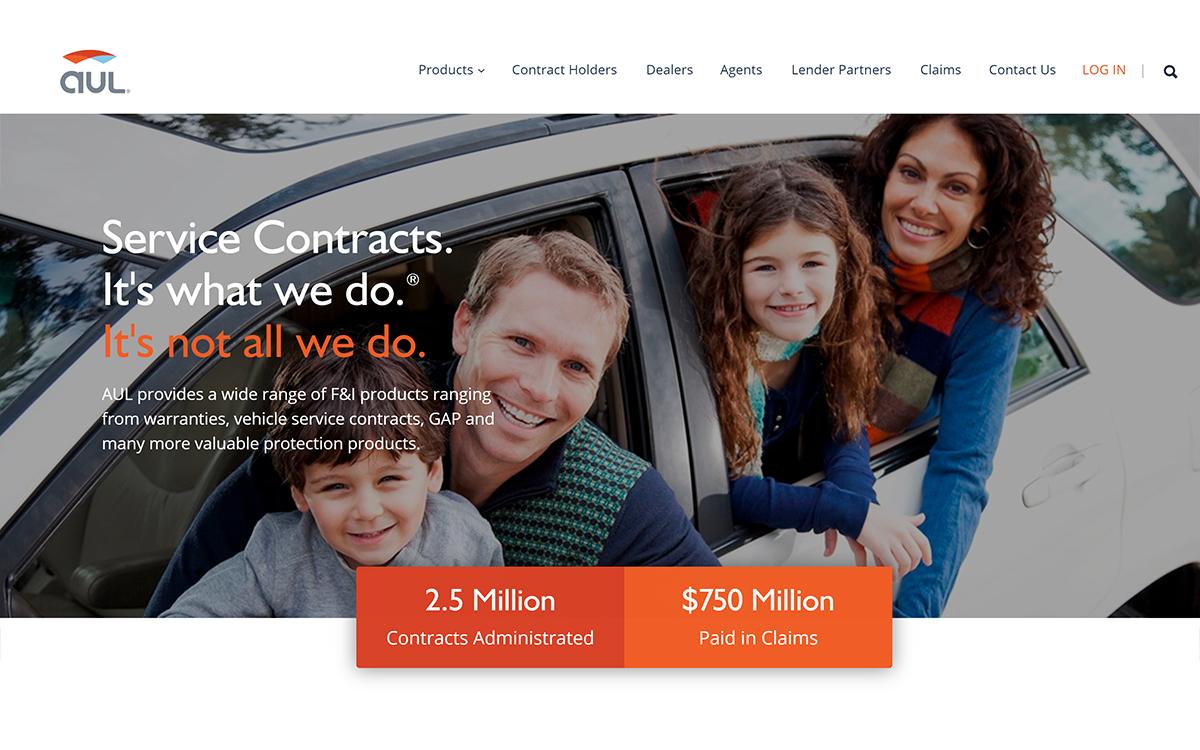 AUL Unveils New Website, Plans Enhancements