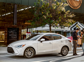 Retained values for subcompact cars such as the Toyota Yaris increased by 2.1% in August, setting the pace for improvements in most categories after a largely flat July.