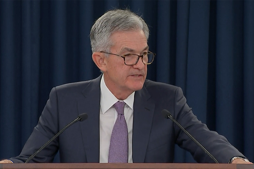 Federal Reserve Board Chairman Jerome Powell announced a quarter-point reduction to the federal...