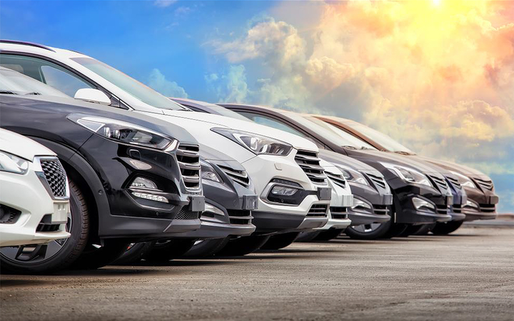 In August, wholesale prices declined by 0.4% on a month-over-month basis while used-vehicle prices increased by 0.7%.   - Photo courtesy J.D. Power