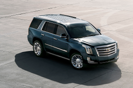 Escalade Leads September Lease Price Hikes
