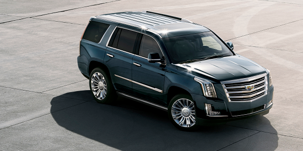 Wantalease.com analysts say average lease payments for the 2019 Cadillac Escalade increased by...