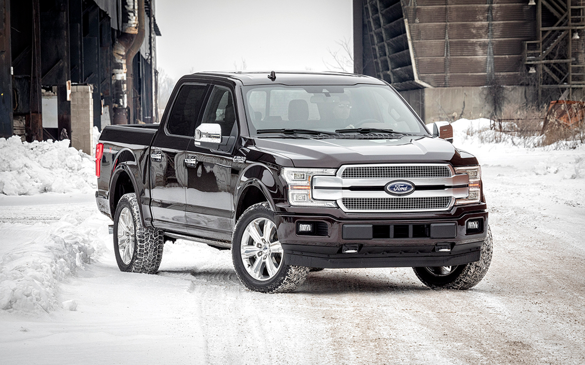 No. 7 (tie): The Ford F-150 is America's best-selling vehicle, but it's tied for seventh overall...