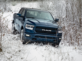 No. 5 (tie): The Ram 1500 edged out the F-150 by capturing 2.4% of the new-vehicle lease market...