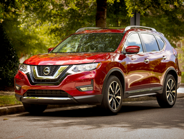 No. 5 (tie): The Nissan Rogue also accounted for 2.4% of all U.S. leases in the fourth quarter...