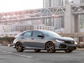 No. 3: The compact Honda Civic ranked third on Experian's list with a 2.9% market share. The...