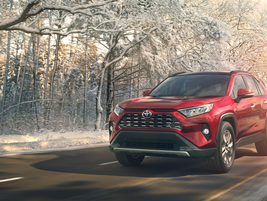 No. 2: The Toyota RAV4 finished No. 2 overall with 3.2% of the new-vehicle lease market and an...