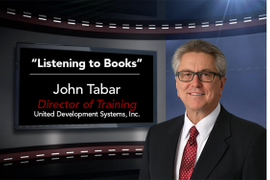 F&I Tip of the Week: Listening to Books