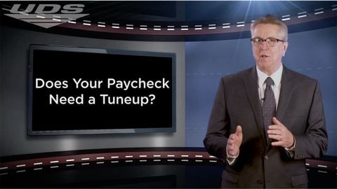 If your paycheck could use a tune-up, my suggestion is to go where you get your vehicle tuned up...