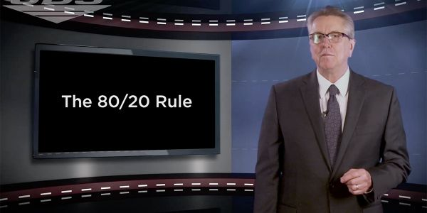 Have you heard of the 80/20 Rule? I bet you have, but you may be wondering what to do with the...
