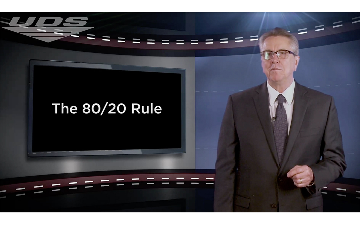 F&I Tip of the Week: The 80/20 Rule