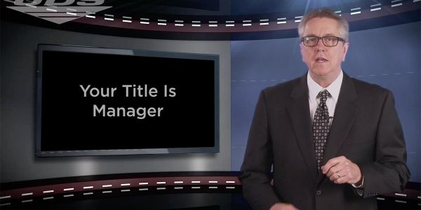 In this F&I Tip of the Week, John Tabar of UDS asks, what kind of manager are you?