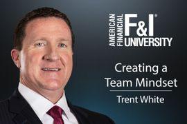 Creating a Team Mindset