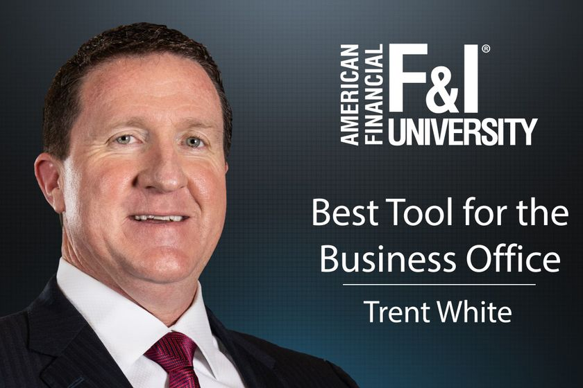 In this video, Trent White with American Financial's F&I University discusses how the FBI's...