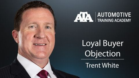 "In this video, Trent White from the Automotive Training Academy explains how to counter the ""I..."