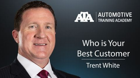 In this video, Trent White with the Automotive Training Academy explains how your best customer...