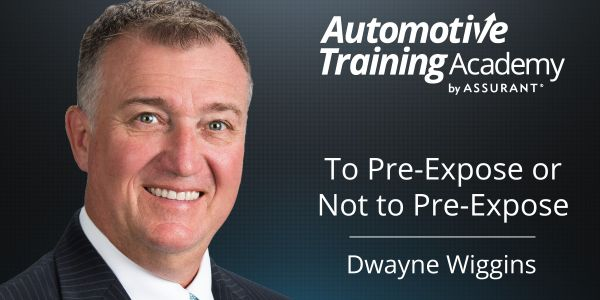 In this video, Dwayne Wiggins from the Automotive Training Academy by Assurant, discusses why we...