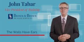 F&I Tip of the Week: The Walls Have Ears