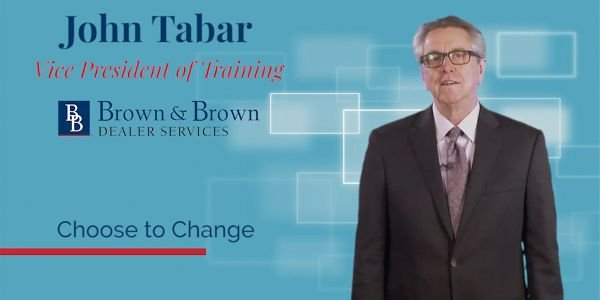 Change can be uncomfortable. Learn how to overcome that challenge in this F&I Tip of the Week...
