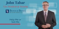 """""""Do I matter to you?"""" This is a question your customers want to know when you're interviewing, presenting the menu and gaining commitment. Learn more with John Tabar in this F&I Tip of the Week."""