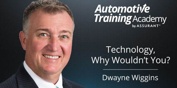 In this video, Dwayne Wiggins with the Automotive Training Academy by Assurant, discusses needs...