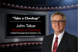 F&I Tip of the Week: Take a Checkup