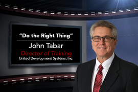 F&I Tip of the Week: Do the Right Thing