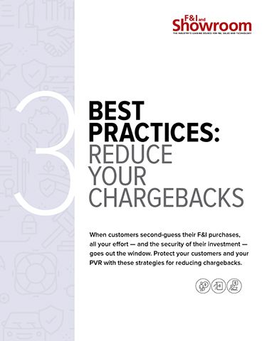 Best Practices: Reduce Your Chargebacks