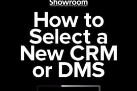 How to Select a New CRM or DMS