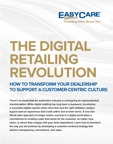 The Digital Retailing Revolution: How to Transform Your Dealership to Support a Customer-Centric...