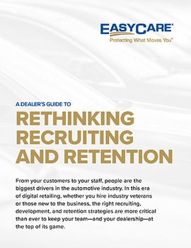 A Dealer's Guide to Rethinking Recruiting and Retention