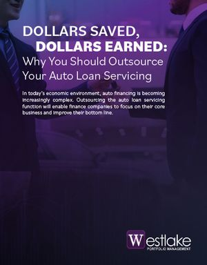 Why You Should Outsource Your Auto Loan Servicing