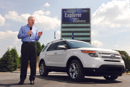 The FordDirect Experiment