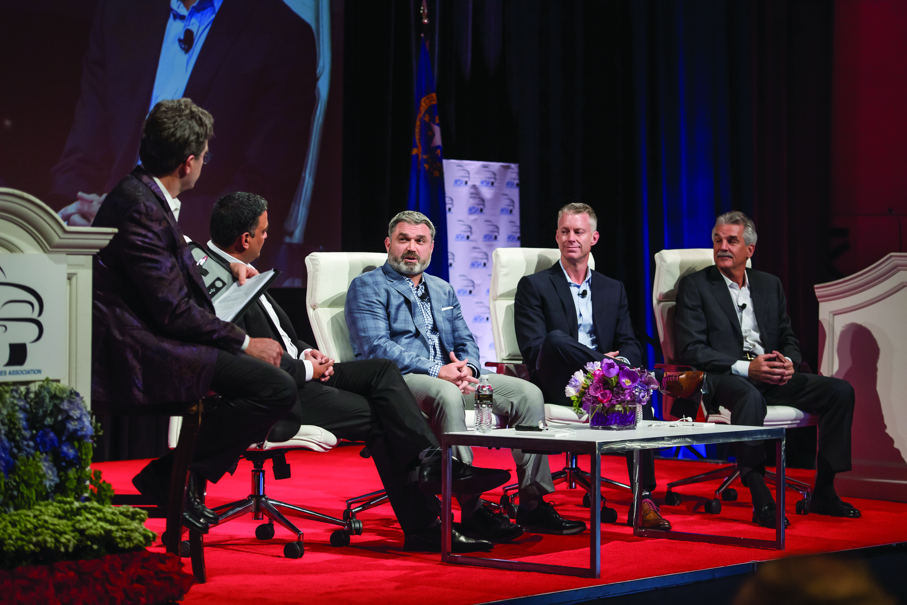 Cause for Concern: CEOs Take the AFSA Stage