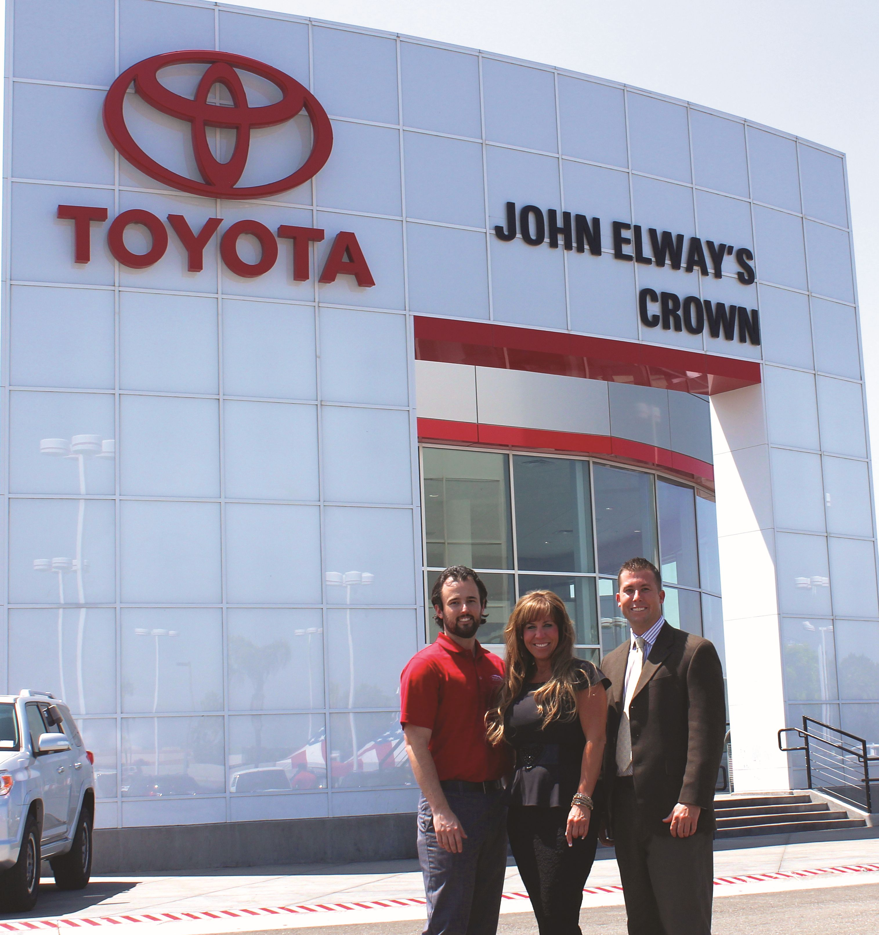 John Elway Toyota >> Social Media Blitz Digital F I And Showroom