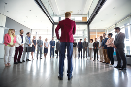 10 Building Blocks of a Dynamic Organization