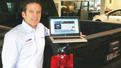 Dealer Bill Marsh Jr. is one of the roughly 400 General Motors dealers currently using the OEM's...
