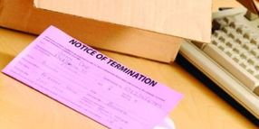 Pink-Slip Protection: What's the Holdup?