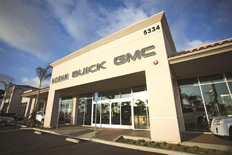 Carlsbad Buick GMC Cadillac is part of the 11-store, California-based Hoehn Motors Inc. It is operated by third-generation dealers Bill and Bob Hoehn. The group was originally founded just outside of Denver in 1928 by their grandfather, Theodore W. Hoehn.