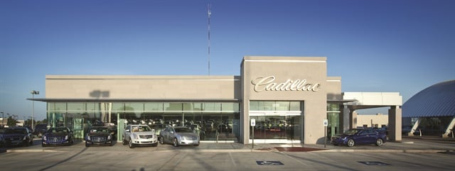 Bob Moore Cadillac of Edmond's four-person F&I team, which is led by F&I Director Tim Ososanya, averages $1,568 in F&I profit per vehicle retailed for new and used combined, including $1,696 per copy on new alone. GAP leads the way with a 35% acceptance rate, followed by service contracts at 33%. The group's tire-and-wheel, paintless dent removal, paint protection, and windshield repair products have acceptance rates of 25%, 23%, 18%, and 21%, respectively.