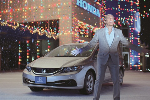 Honda's #XOXOBolton campaign featuring Grammy-winning singer Michael Bolton generated 81.6 million impressions across all social media platforms.