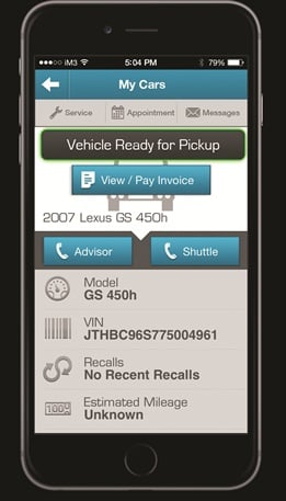 DMEautomotive's Dealer Pay is a new mobile payment function on its Dealer Connect app.