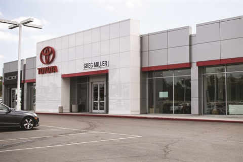 Greg Miller had certain requirements when he began his search for his first dealership. The store needed to be a Tier 1 manufacturer and be image compliant. The dealership also needed to average at least 2,000 retail units a year — new and used combined — but be underperforming relative to the manufacturer's potential.
