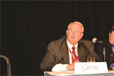 The AFIP's David Robertson says dealers can help the industry's fight by staying off the radar of regulators.