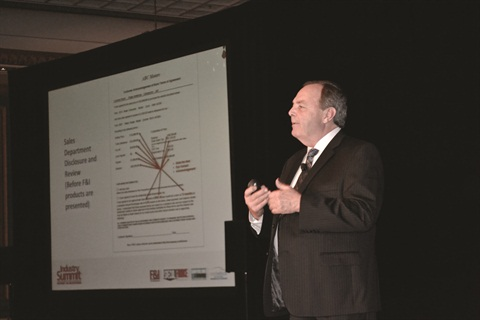 "Honesty and full disclosure as a sales strategy was the subject of George Angus' ""Making Compliance Work for You"" presentation last September at Industry Summit 2015 in Las Vegas."
