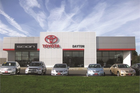 South Brunswick, N.J.'s Dayton Toyota became the first Toyota store in the New York metropolitan area to adopt Toyota Financial Services' econtracting system in the spring of 2014.