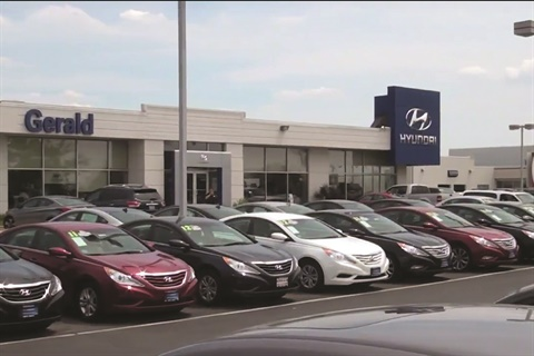 Located in North Aurora, Ill., Gerald Hyundai is part of the seven-store Gerald Auto Group, which was founded by Neil Gerald in 1936. While the dealer remains active, his son, Doug, manages day-to-day operations.