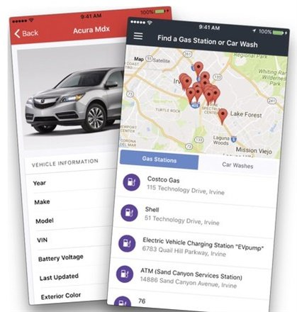 CalAmp's LotSmart by LoJack becomes SureDrive by LoJack when the solution and the associated mobile app are sold to a customer. The company markets SureDrive as an extension of LoJack's vehicle-recovery services.