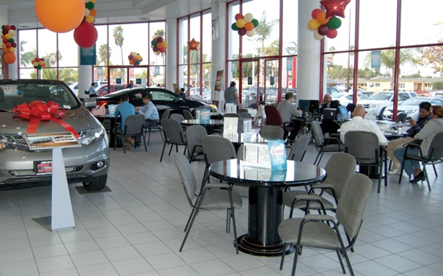 Buena Park became the No. 2 Nissan dealership in California despite competition from neighboring Honda and Toyota stores and a 22-dealer auto mall.