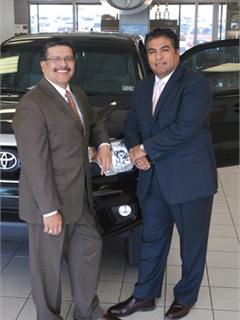 David Amaya, GM, and Luis Silva, GSM, sent Hoy Fox Toyota's finance team to Houston for GSFSGroup's F&I training in late 2010, setting the stage for the department's success in 2011.